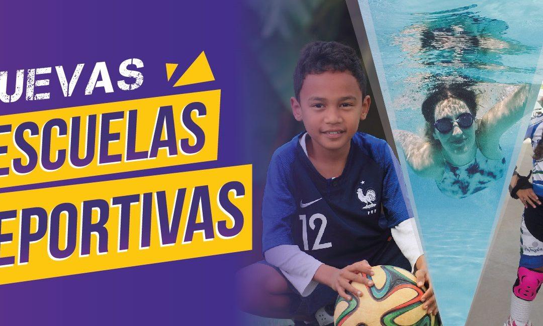 Nuevas Escuelas Deportivas Comfaguajira